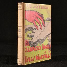 1934 El Zapardo Inglés a las Malvinas