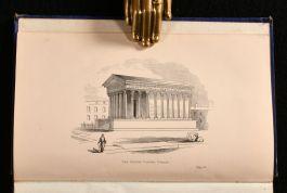 1855 A Day in Nismes: a Sketch