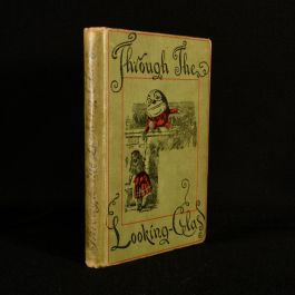 1913 Through the Looking-Glass and What Alice Found There