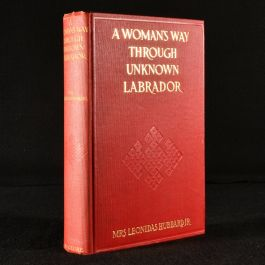 1908 A Woman's Way Through Unknown Labrador