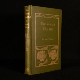 1895 The Woman Who Did