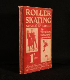 1909 The Text-Book of Roller Skating