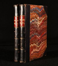 1851 Wuthering Heights and Agnes Grey