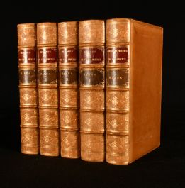 1849-53 Memoirs and Correspondence of Doctor Chalmer