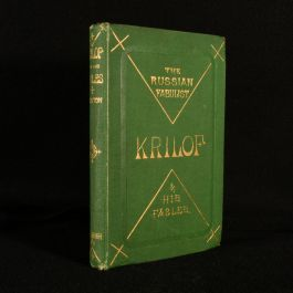 1869 Krilof and His Fables