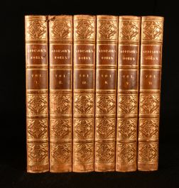 1811 The Works of the Right Honourable Joseph Addison