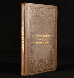 1848 A Summary Practical Elucidation of National Economy In Support of Direct Taxation