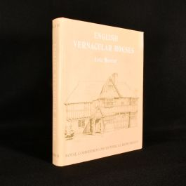 1979 English Vernacular Houses a Study of Traditional Farmhouses and Cottages