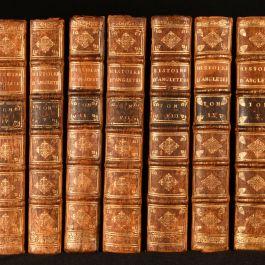 1724-35 Histoire d'Angleterre