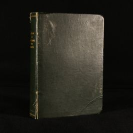 1892 Black's Handy Atlas of England and Wales
