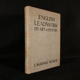 1909 English Lead Work its Art & History
