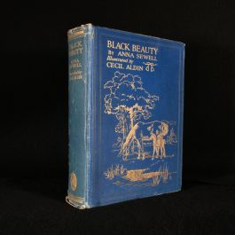 1930 Black Beauty the Autobiography of a Horse