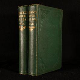 1847 The History of British Birds