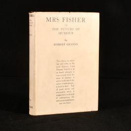1928 Mrs Fisher