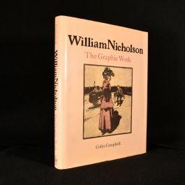 1992 William Nicholson The Graphic Work