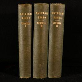 1845 A History of British Birds