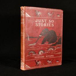 1902 Just So Stories For Little Children