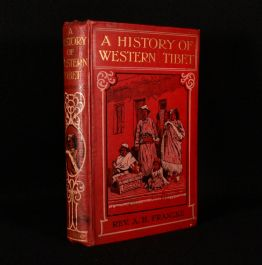 1907 A History of Western Tibet One of the Unknown Empires