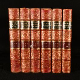 1886 History of the War in the Peninsula and in the South of France