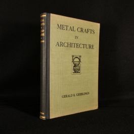 1929 Metal Crafts in Architecture