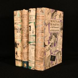 1934-56 Four Swallows and Amazons Novels