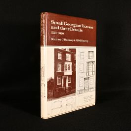 1972 Small Georgian Houses and Their Details 1750-1820