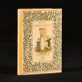 1927 Kate Greenaway's Almanack