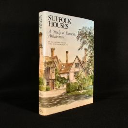 1977 Suffolk Houses a Study of Domestic Architecture