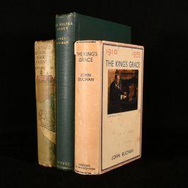 1922-35 Three Non-Fiction Works by John Buchan