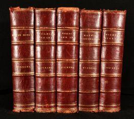 c1890 Works of Charles Dickens