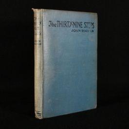 1915 The Thirty-Nine Steps