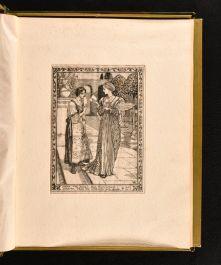 1894 Eight Illustrations to Shakespeare's Two Gentlemen of Verona