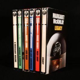 1989-93 Six Collins Crime Club Novels