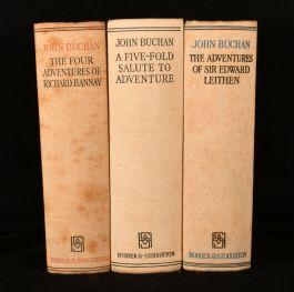 1930-39 Three John Buchan Omnibus