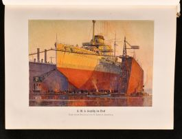 1927 Unsere Marine Im Weltkrieg 1914-1918