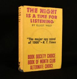 1966 The Night is a Time For Listening