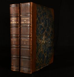 1830 Letters and Journals of Lord Byron: With Notices of His Life