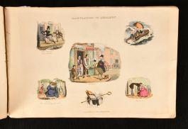 1828 Illustrations to Heraldry William Heath