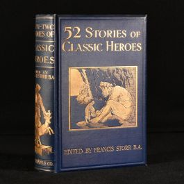 c1910 Fifty-Two Stories of Classic Heroes