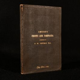 1873 Substance of the Work Fruits and Farinacea, the Proper Food of Man