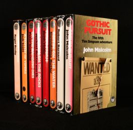 1978-87 A Selection of Eight Collins Crime Club