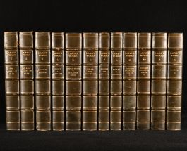 1903 12vol The Works of Charles Lamb