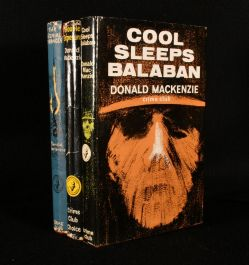 1962-4 Three Crime Club Novels by Donald MacKenzie