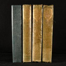 1834 4vol A New and Comprehensive Gazetteer