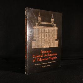 1969 Domestic Colonial Architecture of Tidewater Virginia