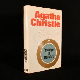 1970 Passenger to Frankfurt