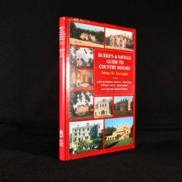 1981 Burke's and Savills' Guide to Country Houses