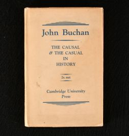 1929 The Causal and the Casual in History