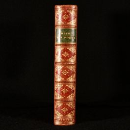 c1891 With the Poets: A Selection of English Poetry