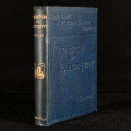 1901 Magnetism and Electricity, A Manual for Students in Advanced Classes